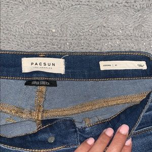 PacSun Jeans - PACSUN | Ripped Jegging. NWOT